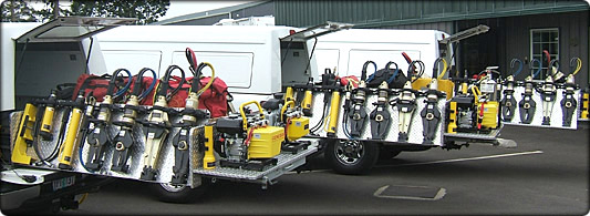 Santiam Emergency Equipment, Fire and Rescue Equipment in the Pacific Northwest