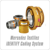 Mercedes Textiles iDENTIFY Coding System