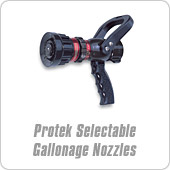 Protek Selectable Gallonage Nozzles