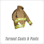 Turnout Coats and Pants