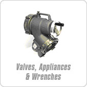 Valves, Appliances and Wrenches